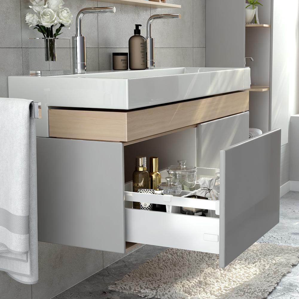 Soluciones para muebles de ba o indaux - Armarios para cuartos de bano ...