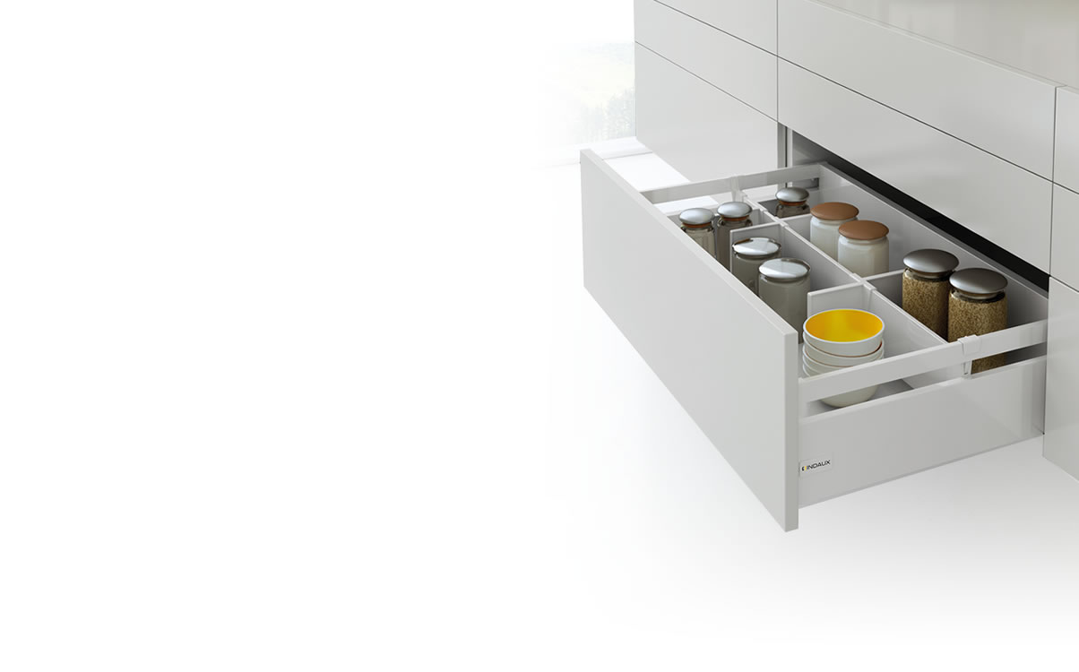 Indamatic para bisagras for Amortiguadores para muebles de cocina