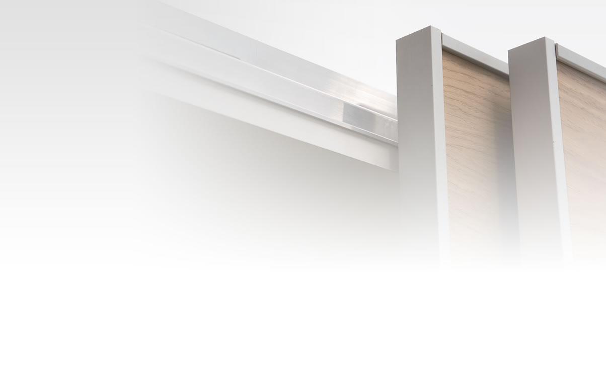 Herrajes screen para puertas de armario - Sistemas de puertas correderas para armarios ...