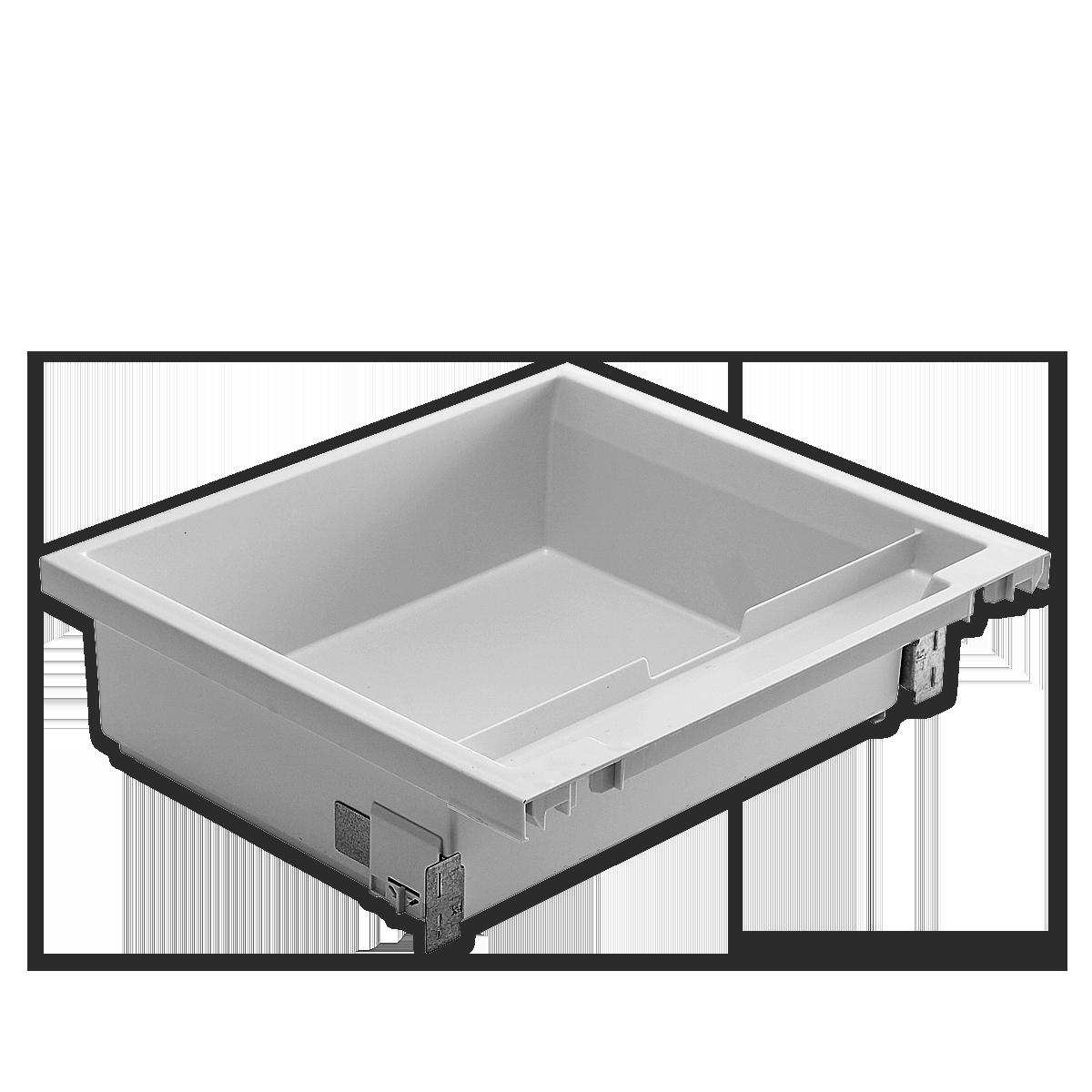 Cajón especial de cocina - Aprovechamiento del espacio